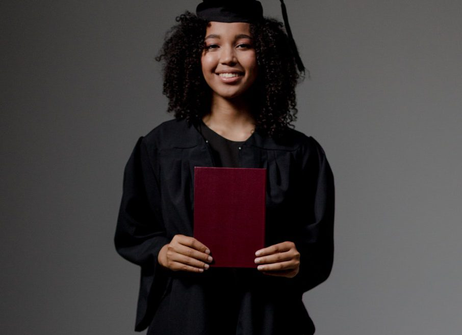 diplomamappen